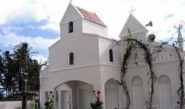 São Miguel do Gostoso - São Miguel do Gostoso-RN-Matriz de São Miguel Arcanjo-Foto:Vicente A. Queiroz