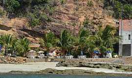 Ilha dos Frades - Praia da Pedra Vermelha