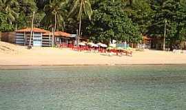 Ilha dos Frades - Praia de Paramana