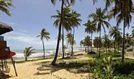 Costa do Sauipe - Costa do Sauípe-BA-Vista da praia-Foto:Thiago Silva Soares