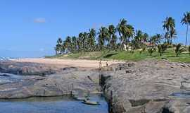 Costa do Sauipe - Costa do Sauípe-BA-Vista da praia-Foto:Martin Otero
