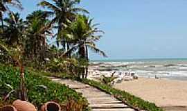 Costa do Sauipe - Orla da Praia em Costa do Sauípe-BA-Foto:iverson_m