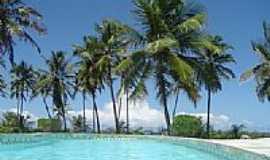 Costa do Sauipe - Piscina do Hotel Marriott em Costa do Sauípe-Foto:Lautenir