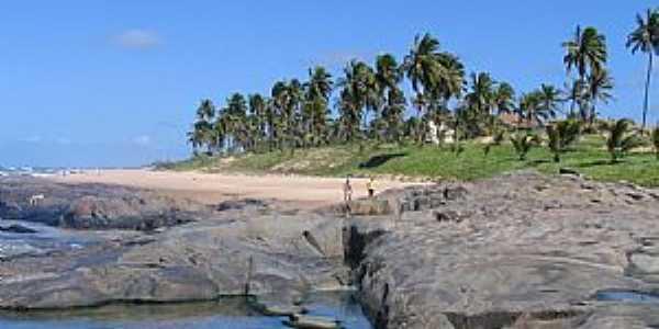 Costa do Sauípe-BA-Vista da praia-Foto:Martin Otero