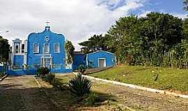 Boipeba - Boipeba-BA-Igreja do Divino Espírito Santo-Foto:pontosturisticosbrasil.org