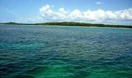 Boipeba - Boipeba-BA-Mar de Boipeba-Foto:dicasdeferias.com