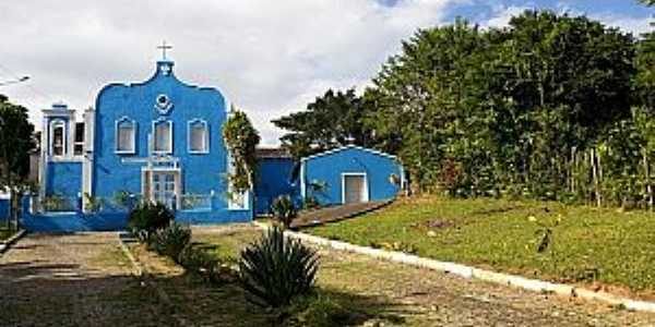 Boipeba-BA-Igreja do Divino Espírito Santo-Foto:pontosturisticosbrasil.org