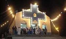 S�o Miguel das Matas - S�o Miguel das Matas-BA-Igreja de S�o Roque-Foto:Criativa Online