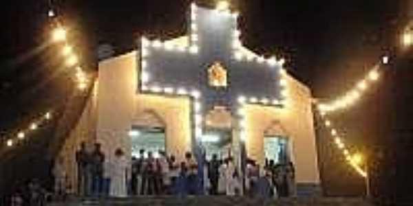 São Miguel das Matas-BA-Igreja de São Roque-Foto:Criativa Online