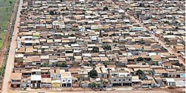 Itapoã-DF-Vista aérea-Foto:www.achetudoeregiao.com.br