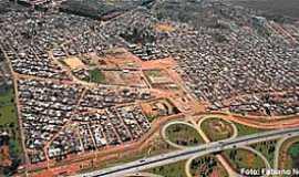 Scia - Scia-DF-Vista aérea da Cidade Estrutural-Foto:rejanepacheco.