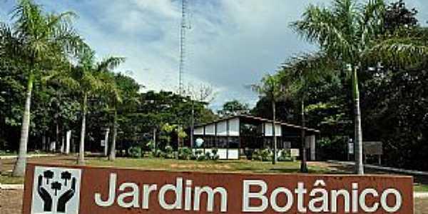 Jardim Botânico-DF-Entrada principal-Foto:flores.culturamix.com