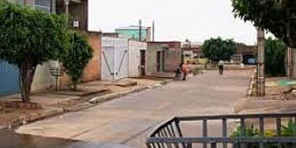 Riacho Fundo II-DF-Rua da cidade-Foto:www.anuariododf.com.br.