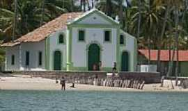 Praia dos Carneiros - Capela - foto Por José Ciro Machado Souto