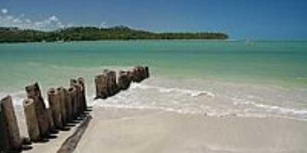 Praia dos Carneiros-Foto:Mauricio F. Pinho