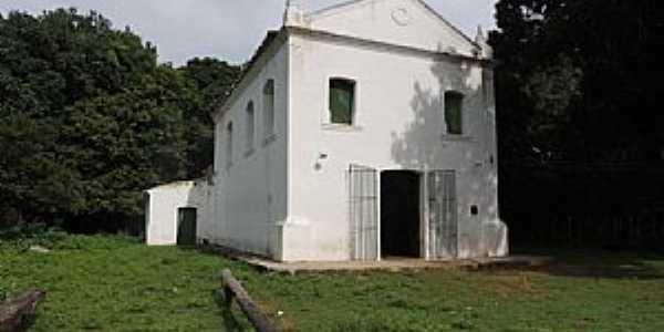 Frecheiras da Lama-PI-Igreja de N.Sra.do Rosário-Foto:Ailton Ponte