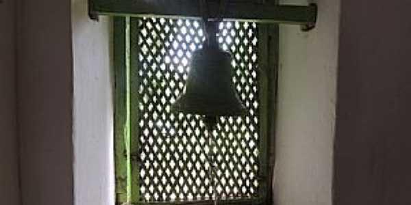 Frecheiras da Lama-PI-Sino da Igreja de N.Sra.do Rosário-Foto:Ailton Ponte