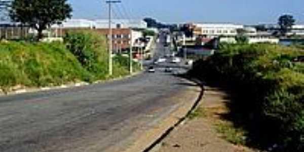 Rua Forte do Araxá-Foto:IzeKampus