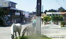 São Roque do Paraguaçu - São Roque do Paraguaçu - BA Foto Portal São Roque