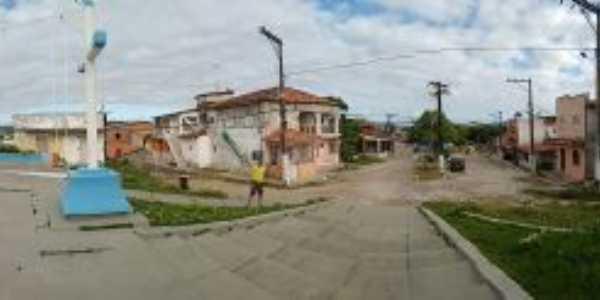 São Roque do Paraguaçu, Por Antônio nilo