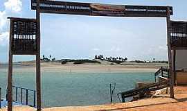 Águas Belas (Praia) - Águas BelasPraia-CE-Pórtico do Ancoradouro-Foto:www.tripadvisor.com.br