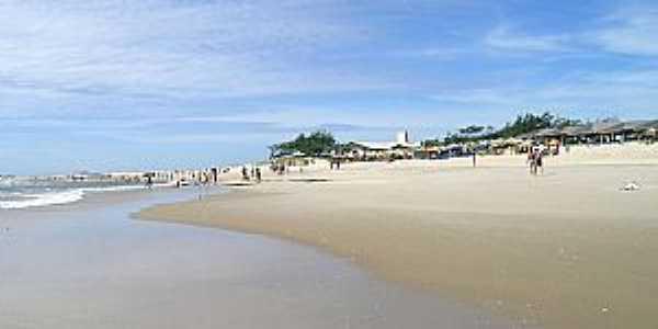 Águas Belas(Praia)-CE-Vista da praia-Foto:www.ceararotas.com.br