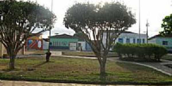 Câmara de Vereadores e Prefeitura Municipal em Mata Verde-Foto:borbitt