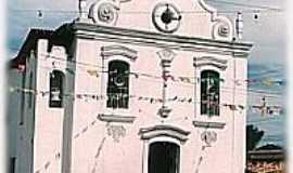 Ipioca - Igreja de N.Sra.do Ó em Ipioca-AL-Foto:Ademir dos Anjos