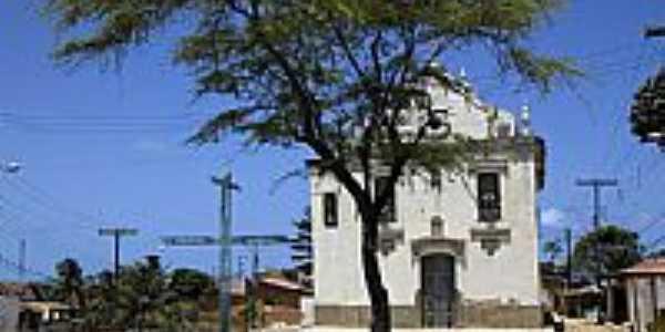 Capela de N.Sra.do Ó em Ipioca-AL-Foto:rodrigovsk