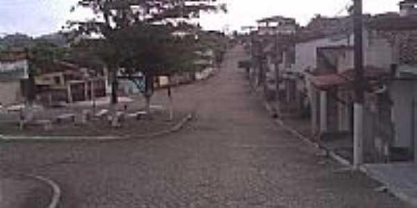 Av.Pedro Teles em São Sebastião do Passe-Foto:jose luiz matias