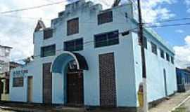 Barro Preto - Antiga Paróquia da cidade de Barro Preto-BA-Foto:Daniel Duarte