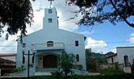 Barro Preto - Igreja Matriz de Barro Preto-BA-Foto:Daniel duarte