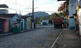 Barro Preto - Rua de Barro Preto-BA-Foto:Daniel duarte
