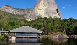 Pedra Azul - Pedra Azul-ES-Lago Negro-Foto:Deivid Siqueira