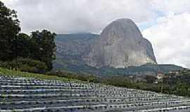 Pedra Azul - Vista de Pedra Azul-Foto:Leonardo Viana Pedri…