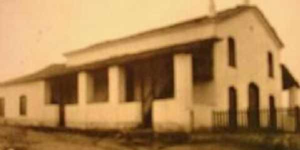 Igreja do Seculo XVII, Por Bárbara Ricardo da Silva