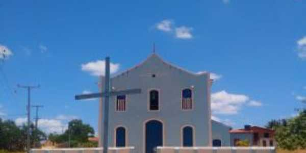 Igreja nossa senhora d´ajuda, Por Bárbara Ricardo da Silva
