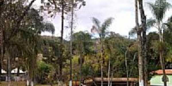 Balneário em Pocinhos do Rio Verde-Foto:Marcos Sergio