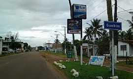 Guaibim - Guaibim-BA-Entrada da cidade-Foto:Andre L. S. Lacerda