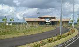 Guaibim - Guaibim-BA-Entrada do Aeroporto-Foto:Helio Queiroz Filho