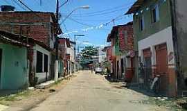 Guaibim - Guaibim-BA-Rua da cidade-Foto:Andre L. S. Lacerda