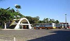 Sapeaçu - Praça central-Foto:wcs