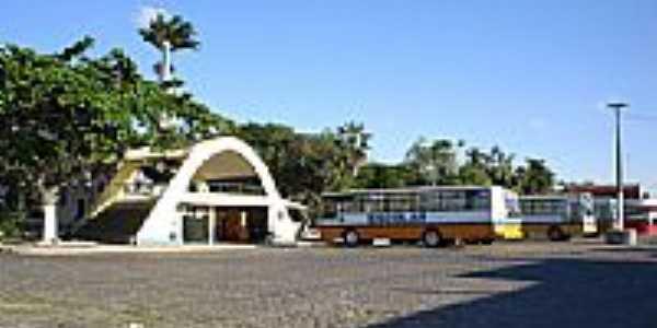 Praça central-Foto:wcs