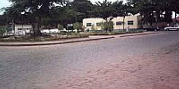 Prefeitura Municipal de Sapea�u, por Ronaldo Barbosa.