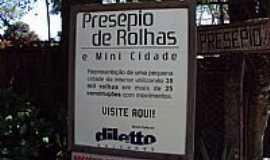 Ana Rech - Ana Rech-RS-Placa indicativa-Foto:wp.clicrbs.com.br