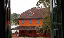 Vila Oliva - Capela da Casa da Juventude em Vila Oliva-RS-Foto:mraimann