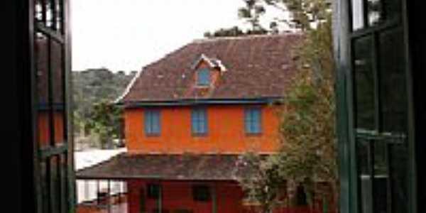 Capela da Casa da Juventude em Vila Oliva-RS-Foto:mraimann