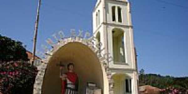 Igreja de Santo Expedito em Vila Oliva-RS-Foto:mraimann