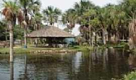 Vila de Bom Jardim - Balneário Rio Estivado em Vila de Bom Jardim-MT