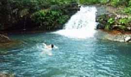 Vila de Bom Jardim - Cachoeira dos Namorados em Vila de Bom Jardim-MT